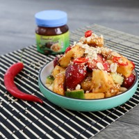 Fruit Rojak – Spicy Fruit Salad