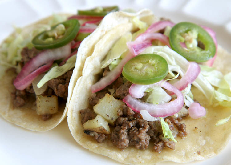 Tacos Paseados