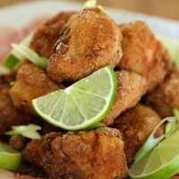 Ginger Fried Chicken
