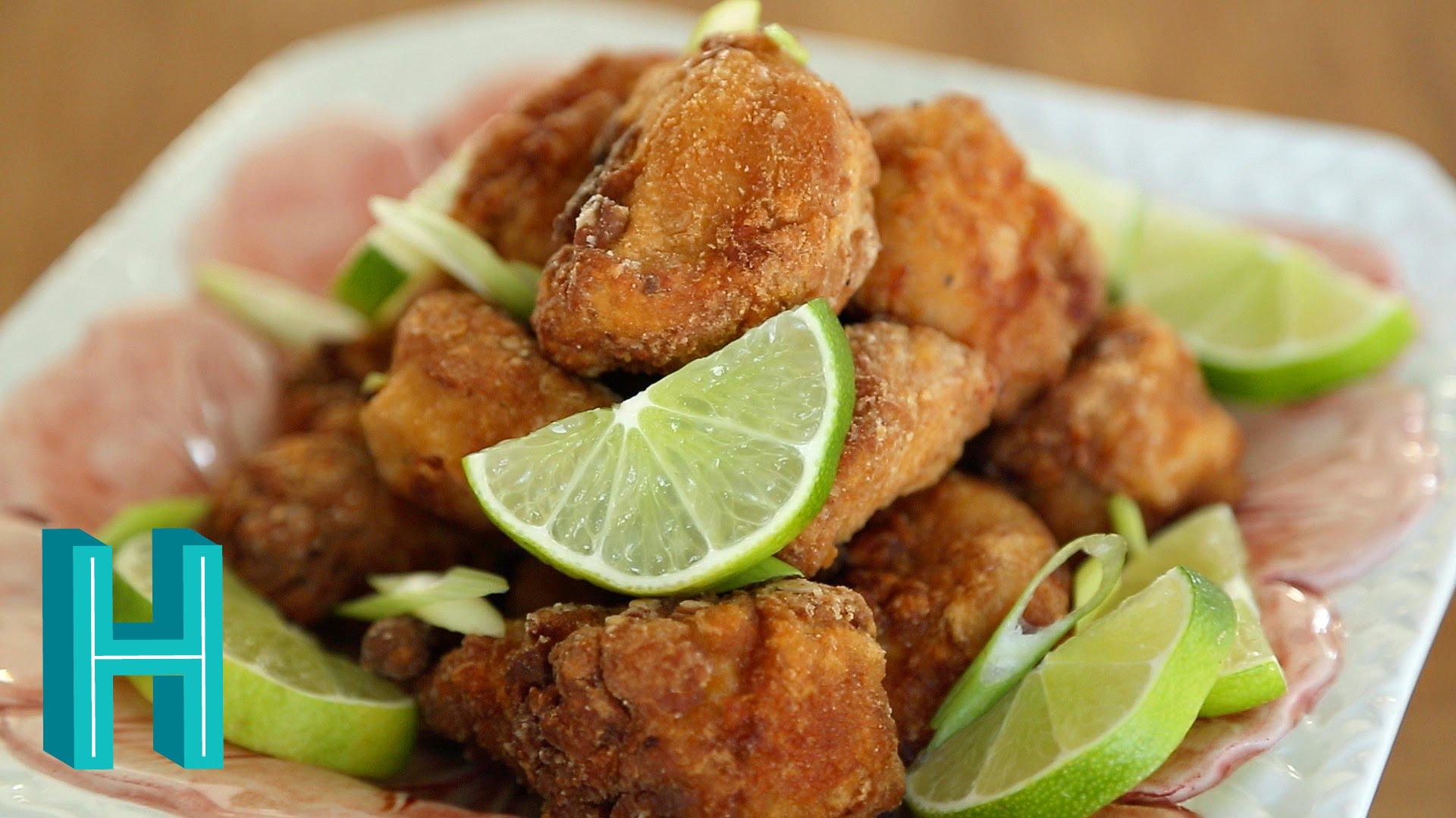 Ginger Fried Chicken