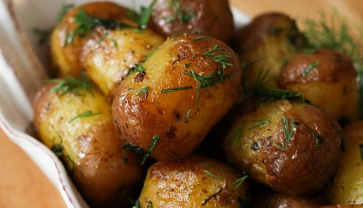 Rissole Potatoes (..
