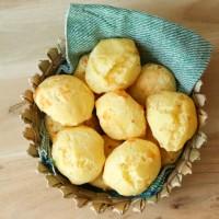 Pao de Queijo – Brazilian Cheese Bread