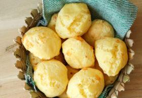 pao de queijo recipe
