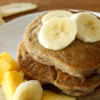 Banana Pancakes (Egg-free pancake recipe)