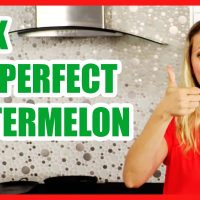 New Series on Food Education! How to Pick a Watermelon