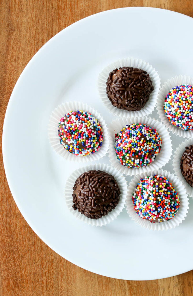 how to make brigadeiro