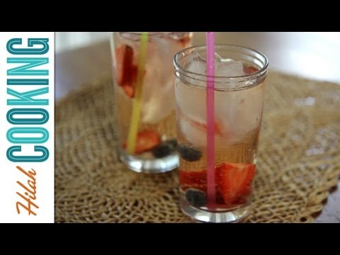 how to make sangria punch