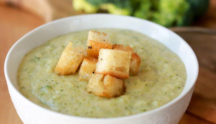 Broccoli Cheese So..