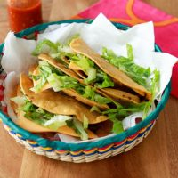 fried tacos recipe