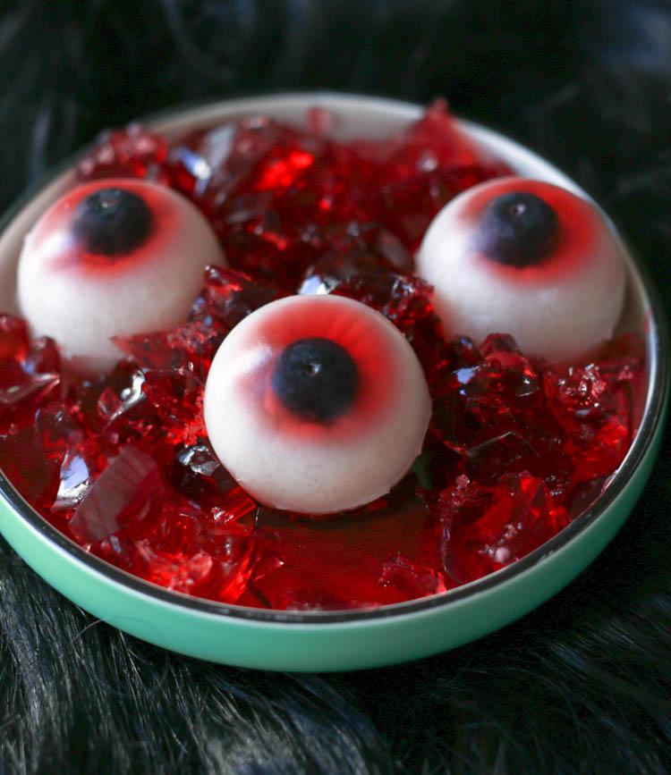 gummy eyeballs