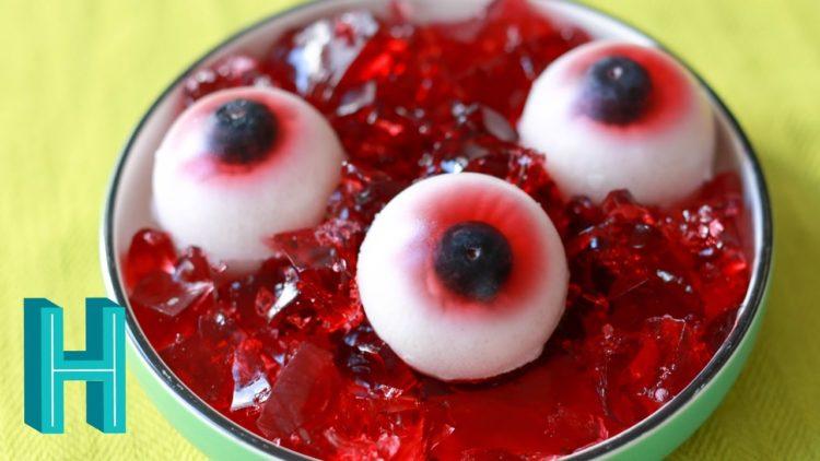 Gummy Eyeballs for..