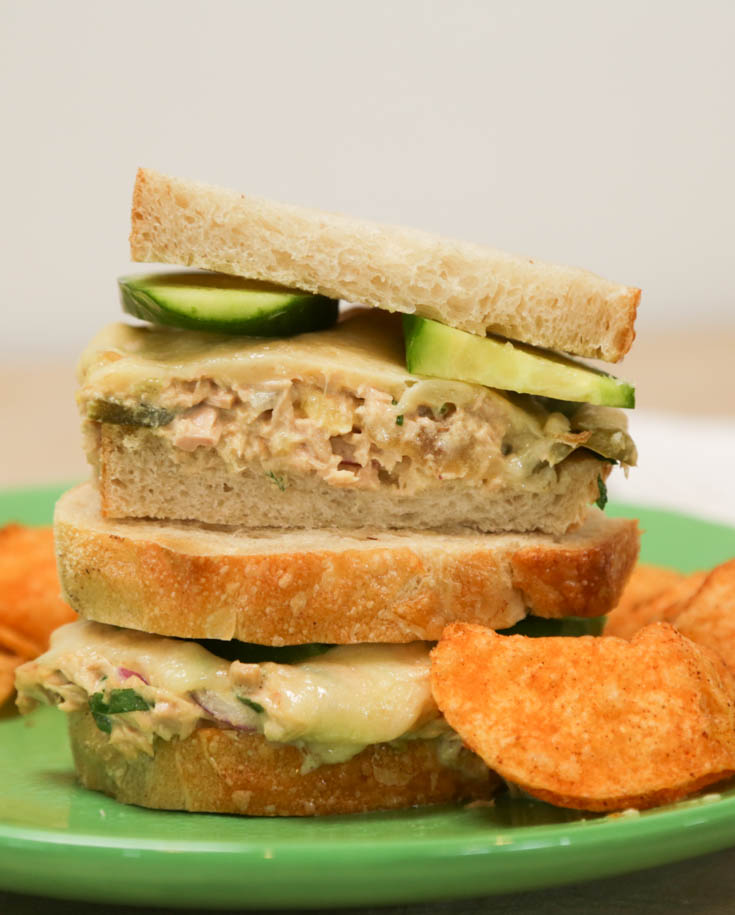 best tuna melt recipe