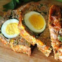 Breakfast Meatloaf (including Pork Sausage Recipe)