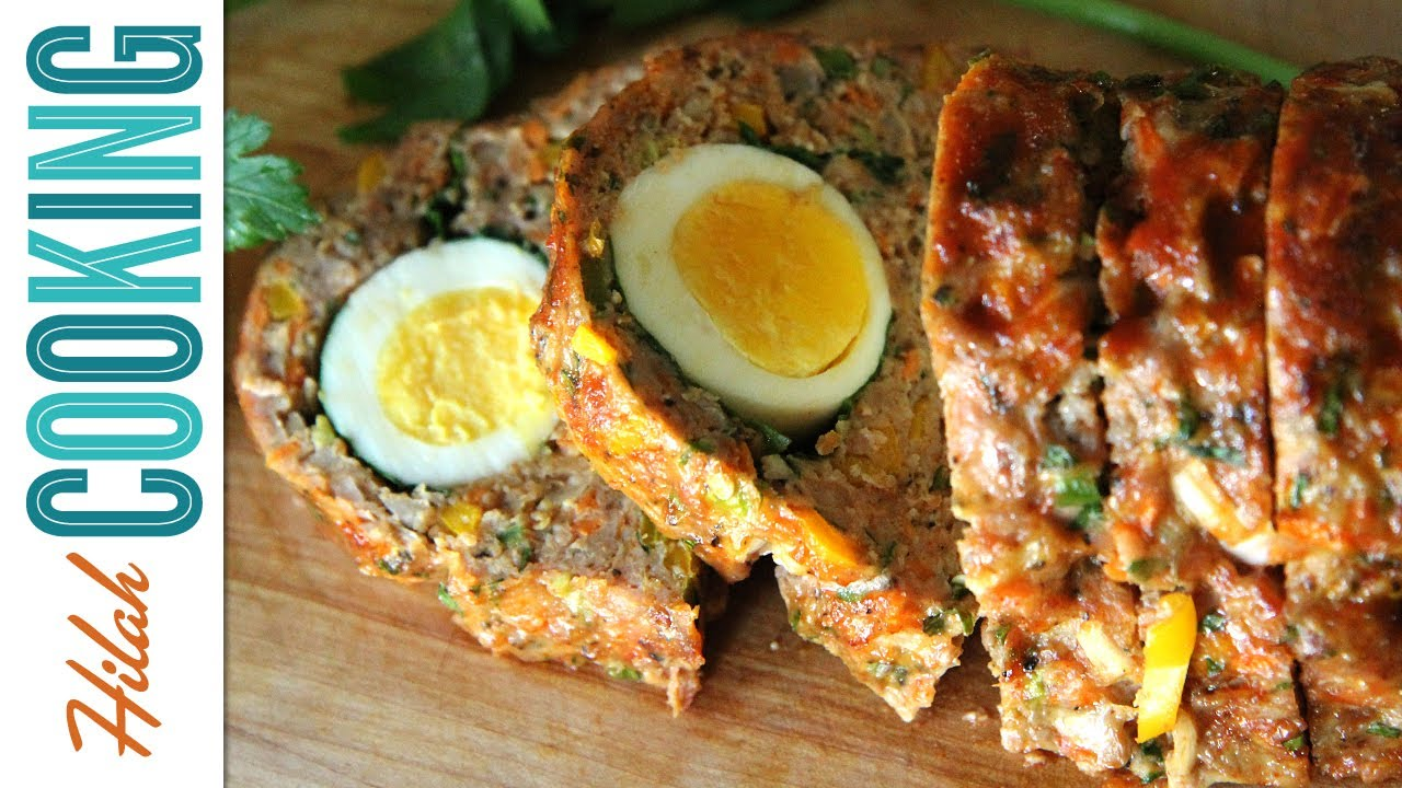 Breakfast Meatloaf Including Pork Sausage Recipe Hilah