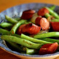 Hot Dog Stir-Fry