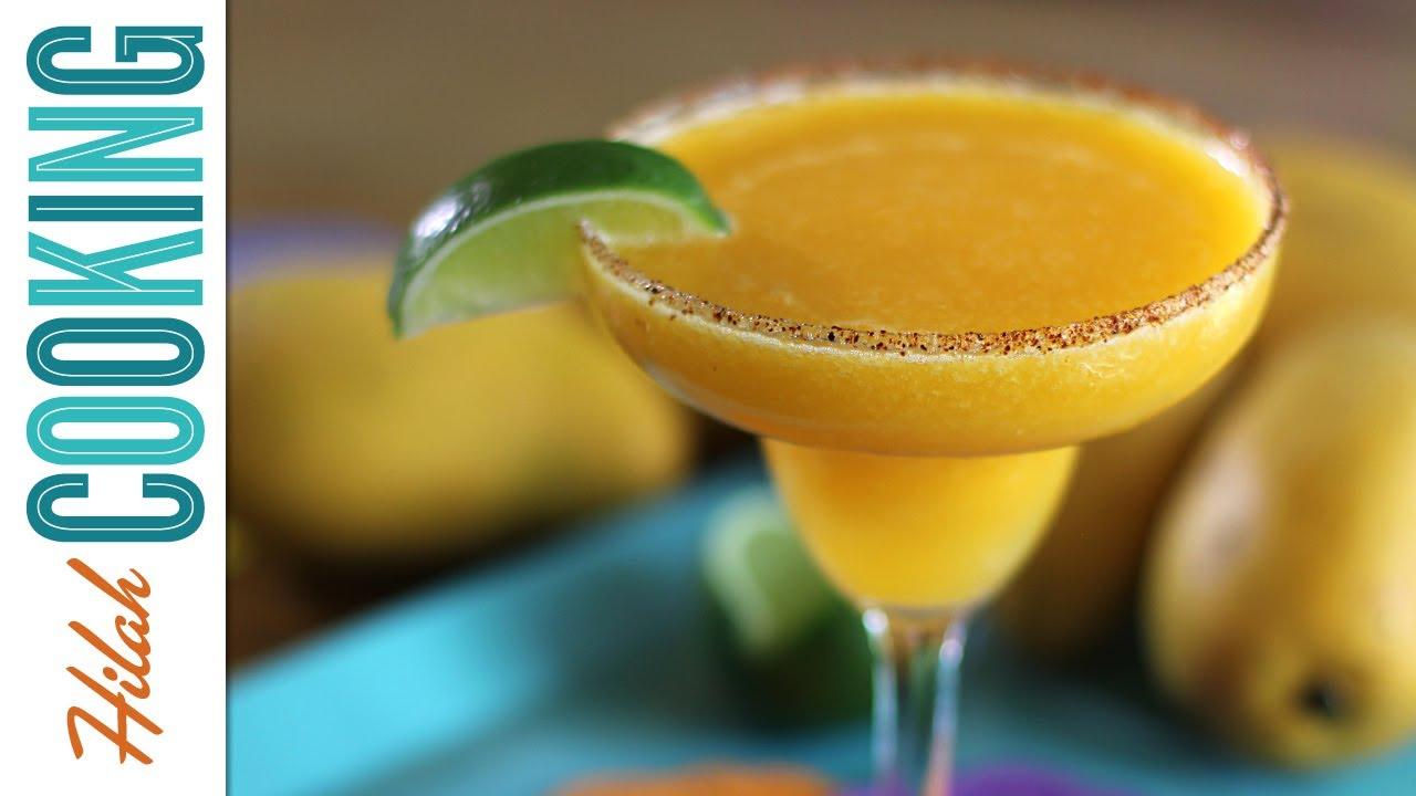 Mango Margarita Recipe Hilah Cooking