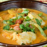 Moqueca – Brazilian Seafood Stew