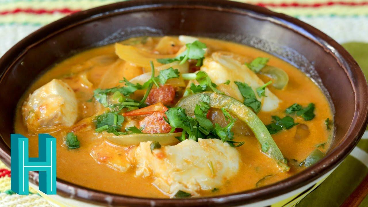 Moqueca Recipe - Brazilian Seafood Stew