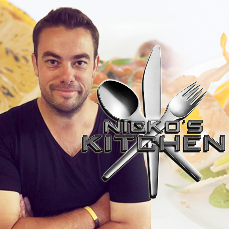 Podcast Interview With Rob Nixon Of Nicko S Kitchen