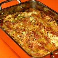 Quick Vegetarian Lasagna