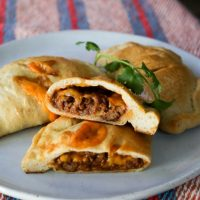 Taco Pockets! Homemade Hot Pockets