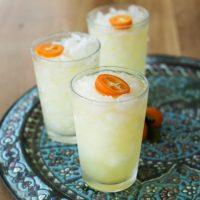 Kumquat Margaritas