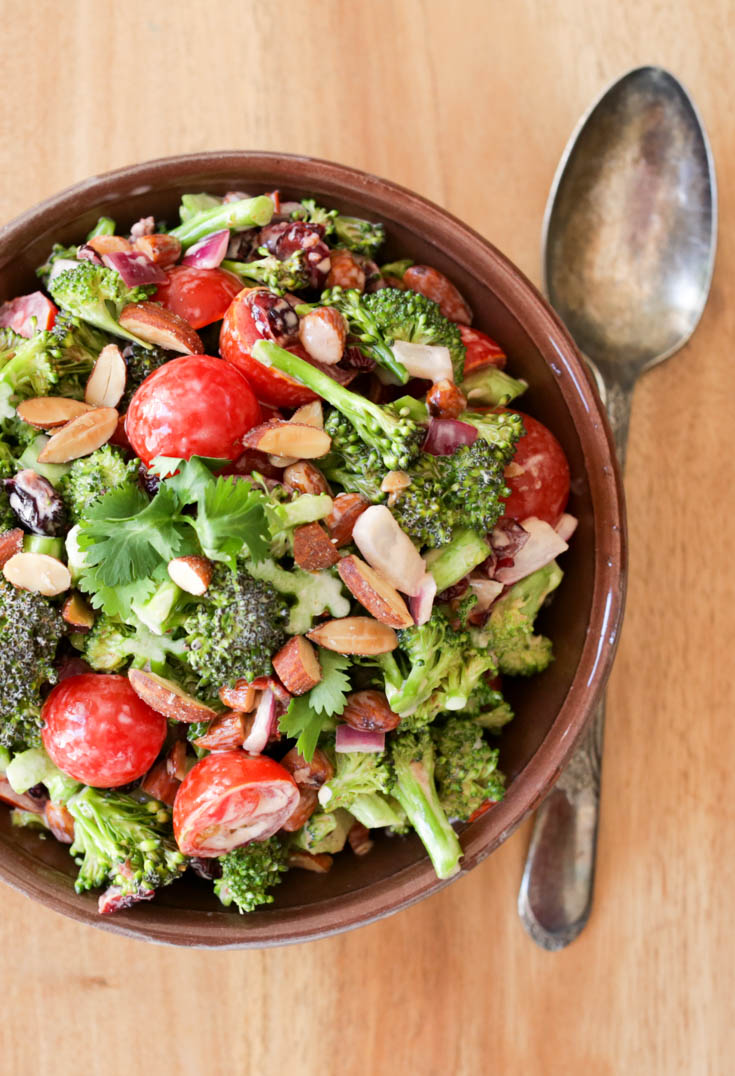 mexican broccoli salad