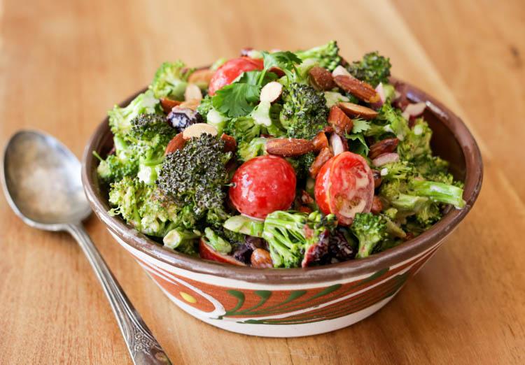 mexican broccoli salad