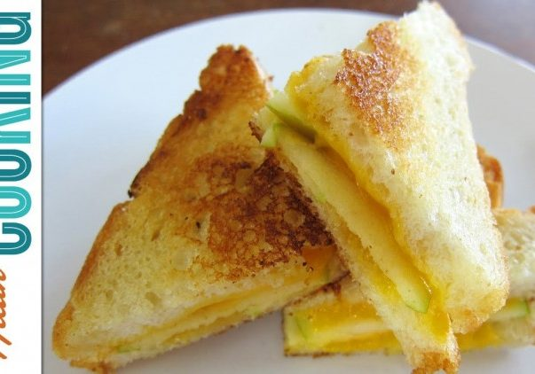 Fancy Gourmet Grilled Cheese Sandwiches