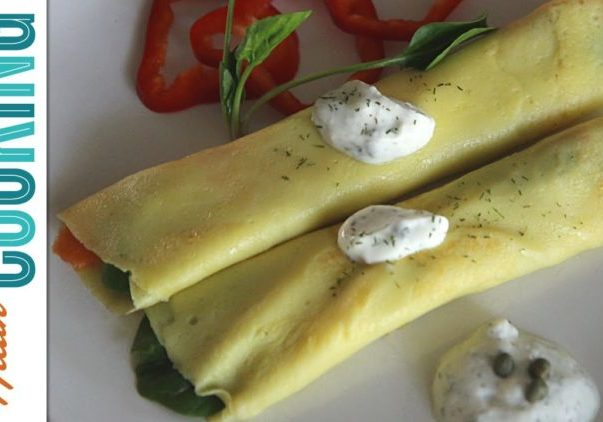 Five Crepe Fillings to Try