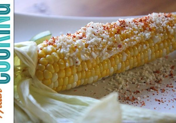 Grilled Corn on the Cob – Elotes!
