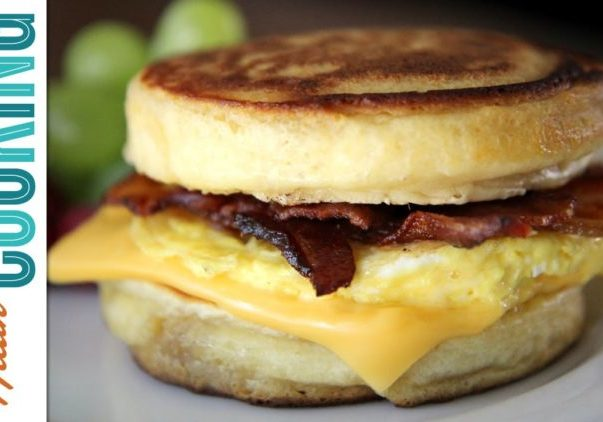 Homemade McDonald's McGriddles