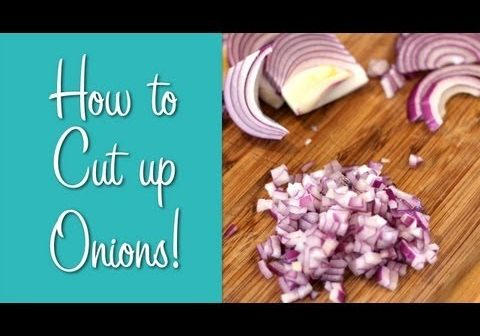 Video thumbnail for youtube video How to Cut Onions - Hilah Cooking