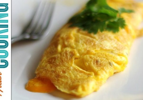 Easy Cheesy Omelet