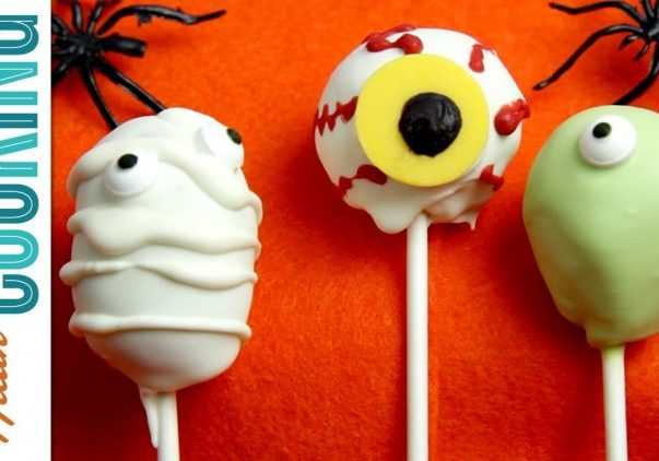 How to Make Cake Pops – Halloween Cake Pops