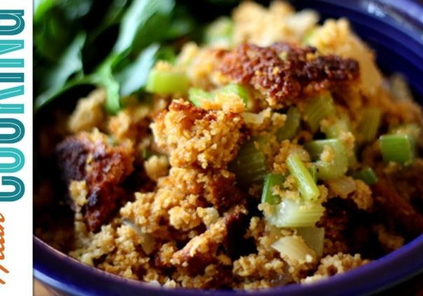 How To Make Cornbread Stuffing
