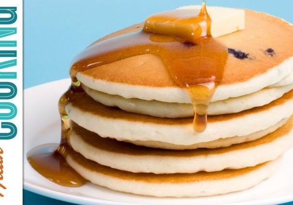 How To Make Pancakes (from Scratch!)