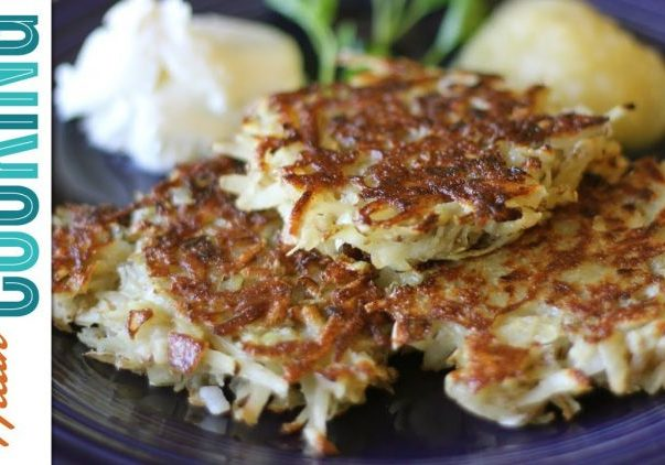 How To Make Potato Latkes