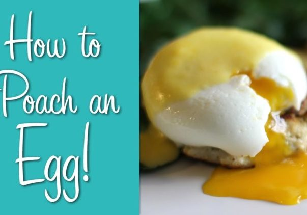 How To Poach An Egg!
