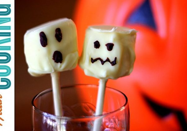 Marshmallow Ghosties