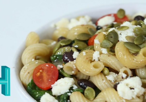 No-Recipe One Pot Pasta (with whatever you have on hand!)