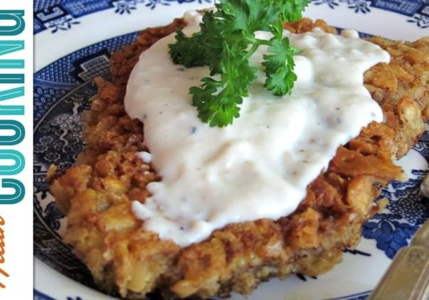 The Best Chicken Fried Steak In The Galaxy